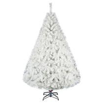 Arbol De Navidad Naviplastic Canadiense Blanco 190 Cm Altura