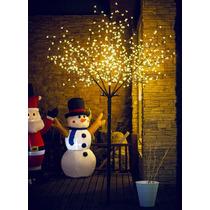 Nuevo 8ft 600led Arbol Navidad O Festividad,luces Calidas