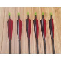 12 Doce Flechas Para Arco