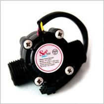 Sensor De Flujo Por Efecto Hall Yf-s201 (arduino, Avr, Pic)