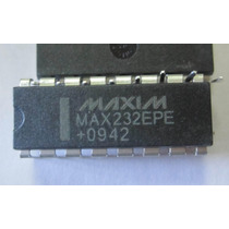 Max232epe Controlador / Receptor Rs-232 - Max232 - 3 Piezas