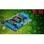 Motor Drive Shield L293d Arduino Uno Envio Incluido Mexico
