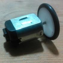Micro Motor Con Llanta N20 Para Robot Arduino Pic Avr Dsp