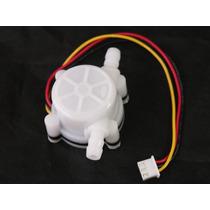 Sensor De Flujo Por Efecto Hall Yf-s401 ( Arduino, Avr, Pic)