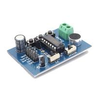 Modulo Grabadora De Voz Con Microfono Isd1820 Arduino Avr