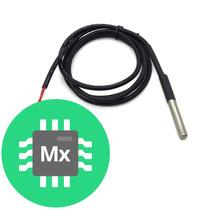 Sonda ¿ Sensor De Temperatura Ds18b20 Sumergible Arduino Pic