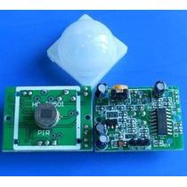 Sensor Detector Humano Pir Microcontrolador Pic Avr Arduino