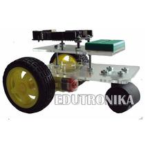 Chasis Robot Rastrero Arduino Master Prog Edutronika