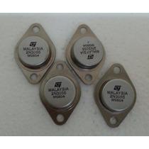 Lote De 4 Transistores 2n3055 Arduino Electronica Proyectos
