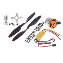 Motor Motor Brushless Esc 30a Dron Drones
