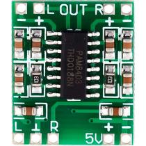Módulo Pam8403 Amplificador Audio Clase D Arduino Pic Avr