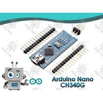 Arduino Nano V 3 El Mas Económico En México!!!