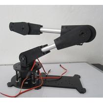 Brazo Robotico Didactico Arduino. Pic, Pololu,matlab