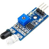 Sensor Infrarrojo Proximidad Obstáculos Lm393 Arduino Pic