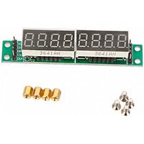 Módulo Max 7219 2 Displays 7 Segmentos 4 Dígitos Arduino Pic