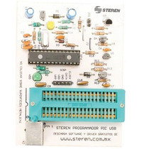 Módulo Cargador/programador De Microcontroladores Pics Usb