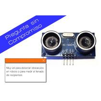 Sensor Ultrasonico Para Medir Distancia Arduino Miscros