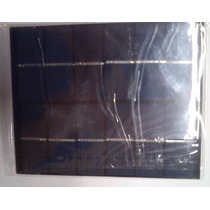 Panel Celda Solar 6v 330 Mah 2watts