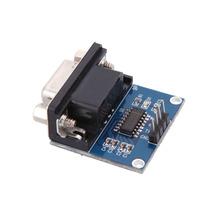 Módulo Convertidor De Serial Ttl A Rs232 Max232, Arduino,pic