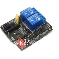 Modulo Arduino Relevador Rele Relay 2 Canales 5v Xbee Btbee