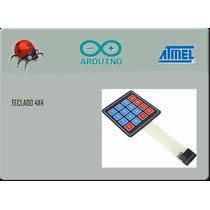 Teclado 4x4, Matriz 4x4, Arduino,teclado Numerico