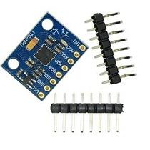 Mpu-6050 Mpu6050 Módulo 3 Del Eje Sensores Giroscópicos Anal