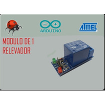 Modulo De Relevadores 1 Canal, Arduino,avr,pic