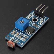 Sensor De Luz Ldr Fotoresistencia Compatible Arduino Pic Avr