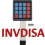 Teclado Matricial De Membrana 4x4 Arduino, Pic, Avr, Robot.