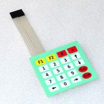 Teclado Matricial De Membrana 5x4 Para Pic, Avr, Arduino