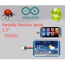 Pantalla Nextion 3.2 , Arduino, Pantalla Touch, Pantalla,lcd