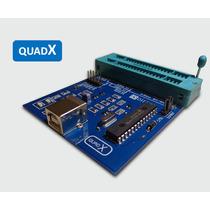 Programador Pic Usb Dspic Quadx El Más Nuevo Envío Gratis