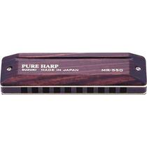 Armonica Susuki Pure Harp Harmonica Instrumento Hm4