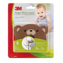 Protector Freno Puertas Dedos Oso Primeros Pasos Bebe 3m