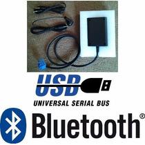 Auxiliar Manos Libres Bluetooth Usb Honda Pilot 2003 A 2005