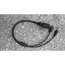 Cable Adaptador Estereo Vw Seat Audi Iphone Ami Mmi Iam Aux