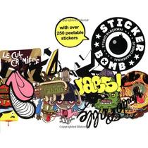 Sticker Bomb Libro De 280 Pegatinas Calcamonias Diseño Arte!