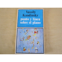 Vassily Kandinski, Punto Y Línea Sobre El Plano, Premia,