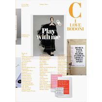 Libro I Love Type 03 - Bodoni Tipografia Diseño Arte