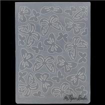 Scrapbook Folder The Paper Studio Para Repujado Butterflies