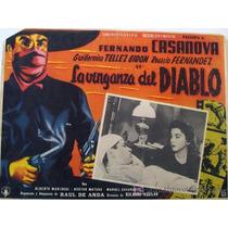 La Venganza Del Diablo, Cinta Filmica En 16 Mm