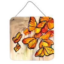 Mariposas En Pared O Puerta Colgando Impresiones Jmk1220ds66