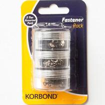 Sujetadores De Coser - Korbond Fastener Paquete De 40 Piezas