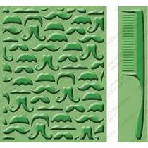Scrapbook Cuttlebug Folders Para Repujado Sr Maverick Bigote