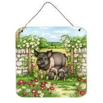 Rosie Cerdos Y Lechones Pared O Puerta Colgando Impresiones