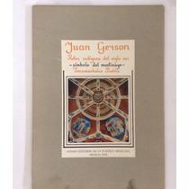 Juan Gerson, Pintor Indígena Del Siglo Xvi