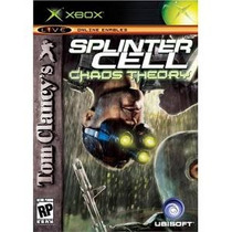 Tom Clancy Splinter Cell Chaos Theory - Xbox