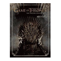Game Of Thrones: The Poster Collection, Insight Editions