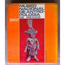 Libro Museo Nacional De Antropologia Con Diapositivas 1969