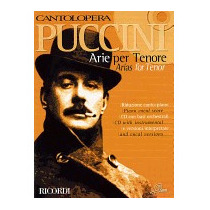 Cantolopera: Puccini Arias For Tenor Volume, Giacomo Puccini